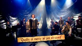 """Horrible Histories Terrible Tudors: """"William Shakespeare"""" Song HD"""