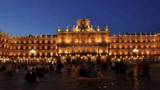 preview picture of video 'Timelapse Plaza Mayor Salamanca'