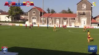 Coupe OMR : Vertou qualifié à Fontenay (3-1) !