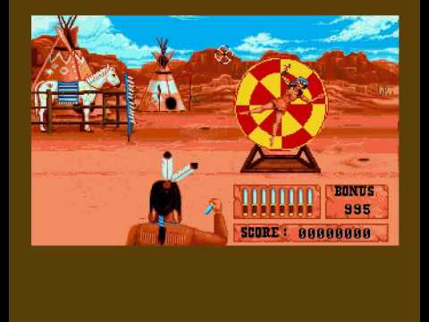 Buffalo Bill's Wild West Show Amiga