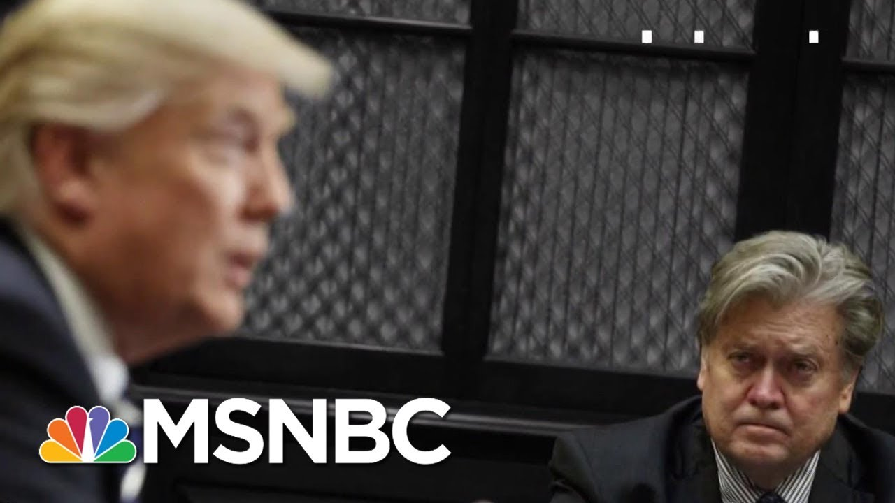 "How ""Fire And Fury"" Is Being Received Inside The White House 