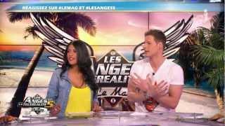 Le Mag Des Anges 5 Avec Daniel Et Vanina 13 Mars 2013