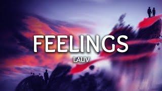 Lauv ‒ Feelings (Lyrics)