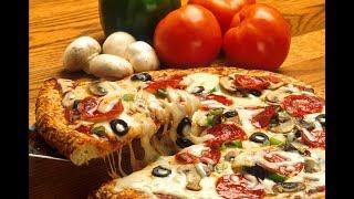بيتزا لذيذة أفضل من المطاعم - بدون تعب Oum Walid 2018