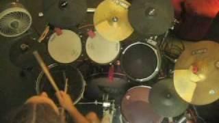 Hard As Iron Judas Priest Drum Cover