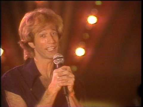 ROBIN GIBB - Another Lonely Night In New York (1983)