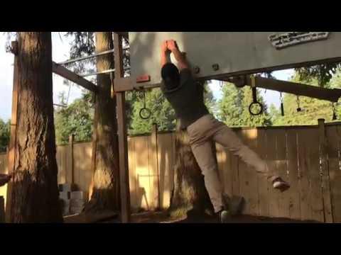 BackYard Ninja Warrior #2