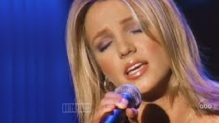 Britney Spears - Don't Let Me Be The Last to Know (Live @ The View)
