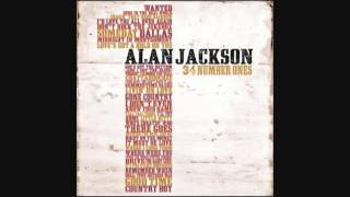 """Ring Of Fire"" - Alan Jackson (Lyrics in description)"