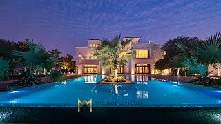 The Noble House Real Estate - Million Dollar Homes In Dubai -  Luxury Collection April 2017