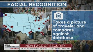 Feds Use Facial Recognition To Catch 2nd Person Trying To Enter U.S. Illegally