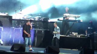 EMINEM ft. D12 - Purple Pills - My Band live @ Frauenfeld 2010 HD.MP4