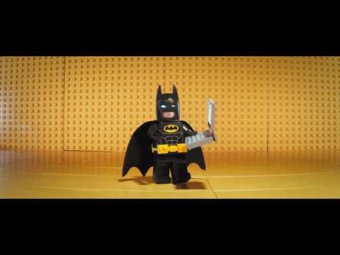 Трейлер фильма «Лего фильм: Бэтмен»