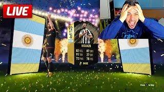 FACCIAMO PACCHETTI POTENTI PER TROVARLO!!!!!!!!!!!!!! FIFA 18 LIVE ITA