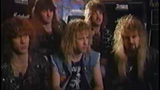 Damien Long Interview Channel 13 News Toledo Ohio Metal Band