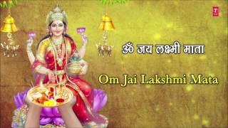 DIWALI Pooja Aarti I Om Jai Lakshmi Mata with Hindi, English