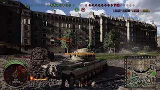 ЛУЧШИЙ БОЙ world of tanks ps4 на conqueror  ?000 урона  супер имба