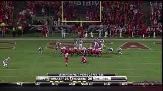 2010.10.28 #16 Florida State Seminoles At NC State Wolfpack Football