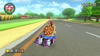 GBA Mario Circuit - 1:21.054 - SuperFX (Mario Kart 8 World Record)