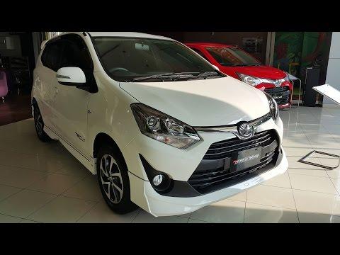 Harga Dan Promo Toyota Agya 2019 Simulasi Kredit Cicilan