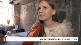 "Alicia von Rittberg - ""New Faces Award"" - Interview edit 2016"
