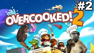 Nothing Less Than Perfection | Overcooked 2 #2
