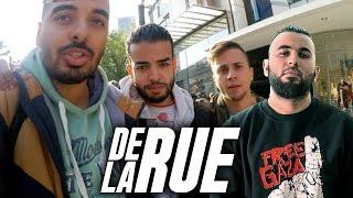 Schwarzfahren in Frankfurt  | Mit Sami, Momonews und Sadiq | De La Rue