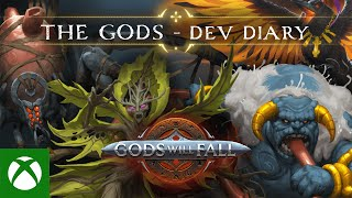 Xbox Gods Will Fall - Dev Diary 1 anuncio