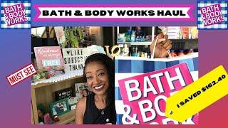 BATH & BODY WORKS HAUL AUGUST 2020 | NEW SCENTS & FALL RETURNS AT BATH & BODY WORK 😍
