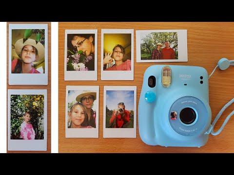 Cat de bine face pozele aparatul foto analog Fujifilm Instax mini 11?