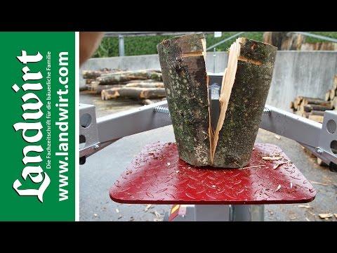 Holzspalter Test – Die Ergebnisse | landwirt.com