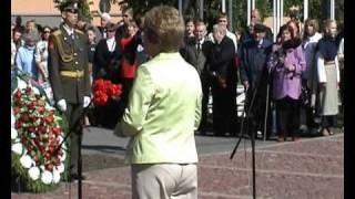 Малограмотная речь депутата Госдумы Валентины Пивненко