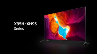 YouTube Video W_ZMME3qW44 for Product Sony XH95 (X950H) 4K Full Array LED TV by Company Sony Electronics in Industry Televisions