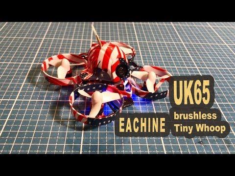 Unboxing und test Eachine UK65 - deutsch