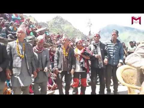 latest new deuda( Humla , Kharpunath, Thali ; Aka Karki and Bhanubhakta Jaisi) देउडा (अक र भानुको)