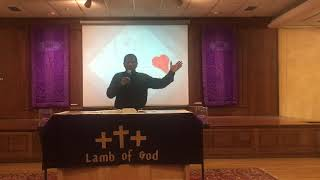James 5:8-9; 13-16. God answers the Prayers of the Righteous. Rev. Hoda A. Zavandro