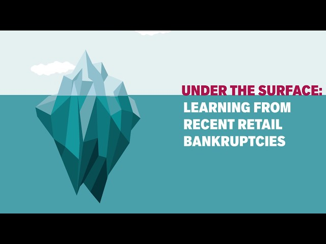 Retail Bankruptcies Interview