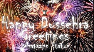 ????? whatsapp status video | Happy Dussehra Status 2019 | ??? ????? status video 2020 | #Dusshera
