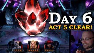 Day 6 Recap - Act 5.3 + 5.4 & Rewards! | Marvel Contest of Champions