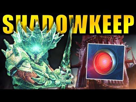 NEW SHADOWKEEP INFO! - How Artifacts Work! - Destiny 1 Raids Returning?