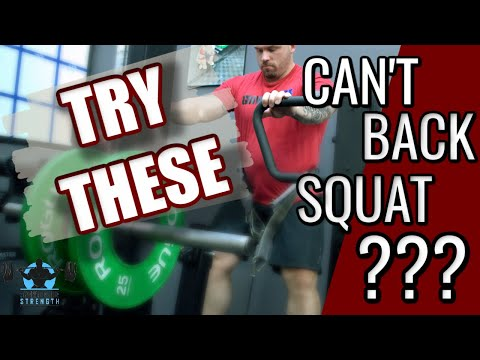 Belt Squat: The Back Squat Substitute
