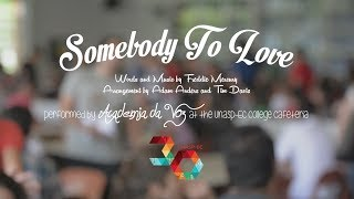 Somebody to Love - FlashMob Unasp