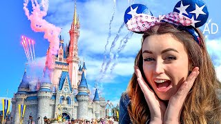 Surprising my Girlfriend with a trip to Disney World!
