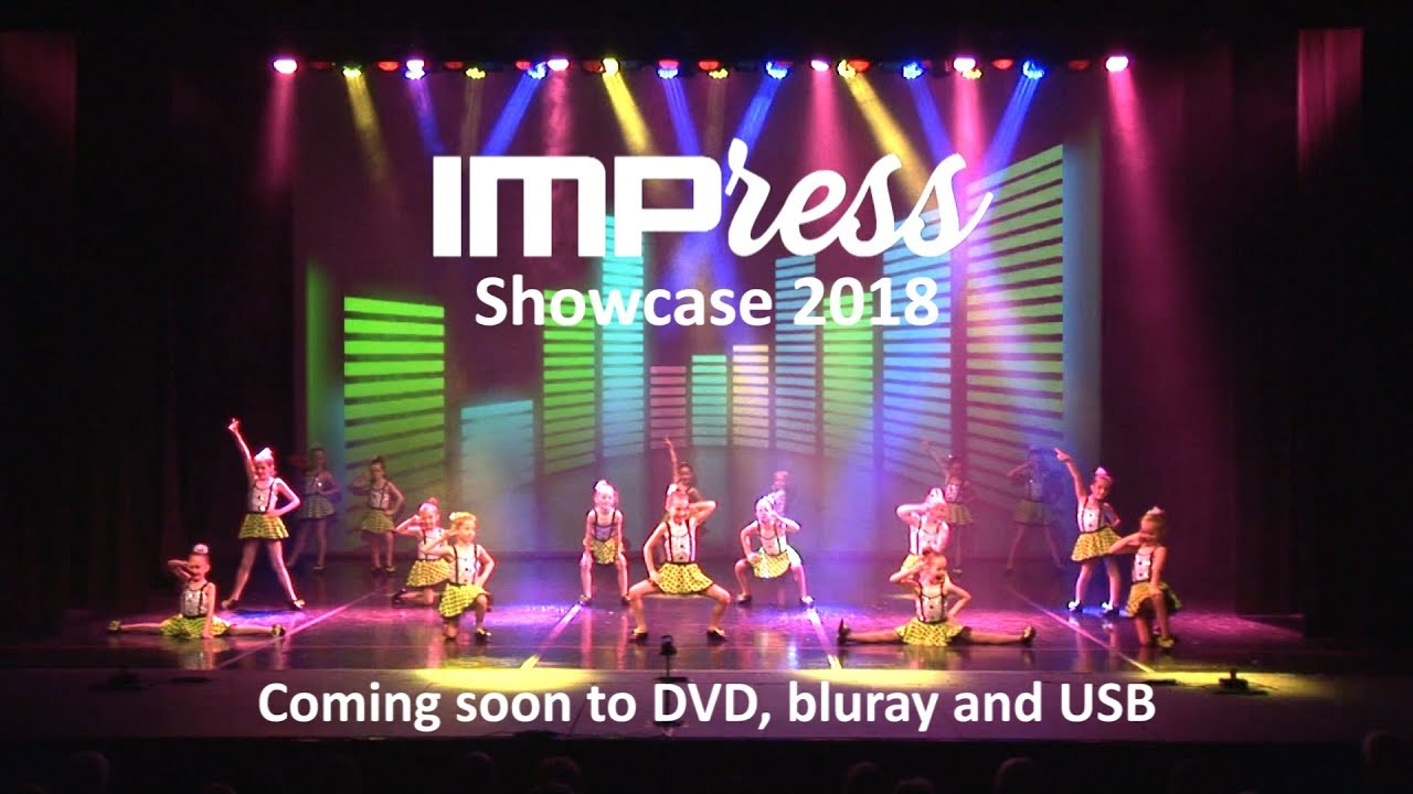 Impress Showcase 2018:Wonderland Boogie Fool Shoes Teaser