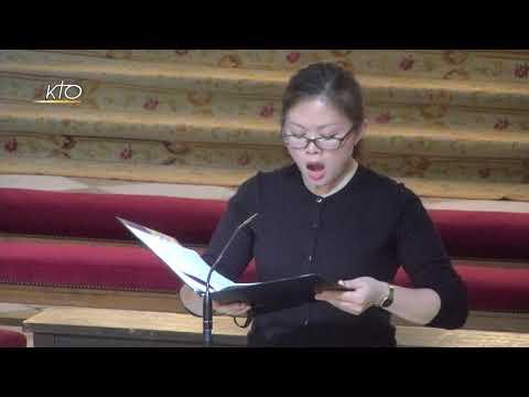 Vêpres du 24 juin 2020 à St-Germain-l'Auxerrois