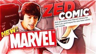 LL STYLISH | NEW MARVEL COMICS FOR ZED!!