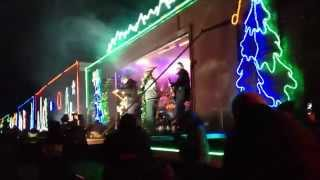 preview picture of video 'CP Holiday Train 2014'