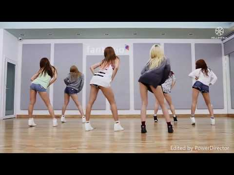 Download New Thang Dance By Hello Venus HD Mp4 3GP Video and MP3