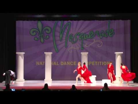 SPEECHLESS - Dance Force [W. Memphis, AR]