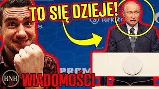 Putin ma ZA SWOJE! BLOKUJEMY Nord Stream 2 | WIADOMOŚCI
